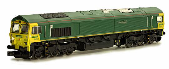 Photo: 2D-007-004   Class 66