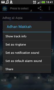 Sunni Adhan Ringtones - náhled
