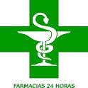 Farmacias 24 horas icon