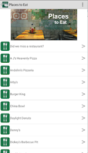 Catoosa Community App- screenshot thumbnail