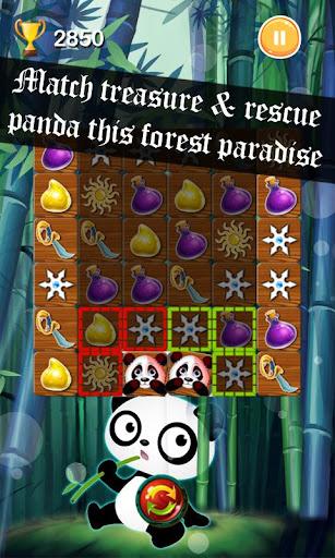 Panda Rescue Puzzle