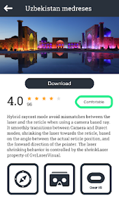 VR Tour Viewer - náhled