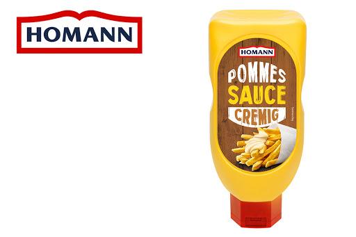 Bild für Cashback-Angebot: HOMANN Pommes Sauce