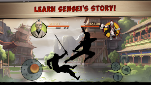 Shadow Fight 2 Special Edition screenshot for Android