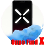 Launcher Theme - Oppo Find X APK
