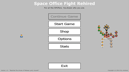 Space Office Fight, Rehired- screenshot thumbnail