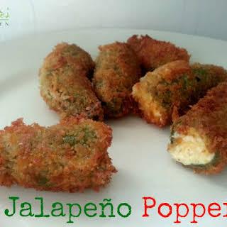 Jalapeño Poppers.