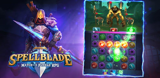 Spellblade: Match-3 Puzzle RPG on Windows PC Download Free