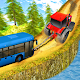 Chained Tractor Towing Bus APK