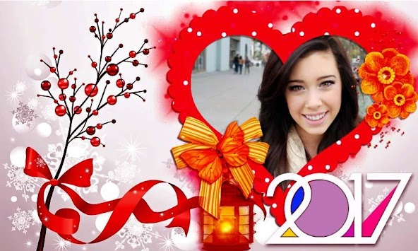 New Year Photo Frame 2017 APK screenshot thumbnail 6