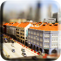 Tilt-Shift Video Wallpaper icon