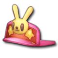 チアリーダーキャップ帽