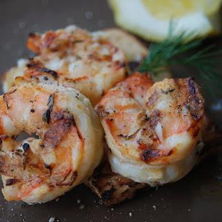 Seriously Good Grilled Lemon Shrimp