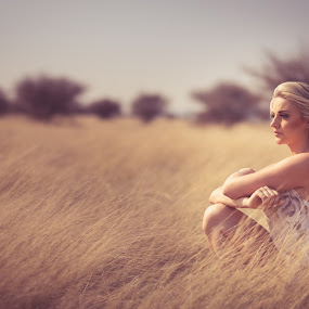 grass in waiting by IDG Photography - People Portraits of Women