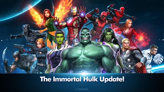 MARVEL Future Fight MOD Apk 6.2.0 (Unlimited Money/Gold) 1