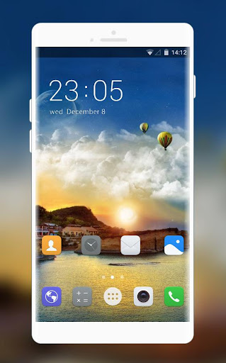 Theme for Huawei Y360 1.0.1 screenshots 1