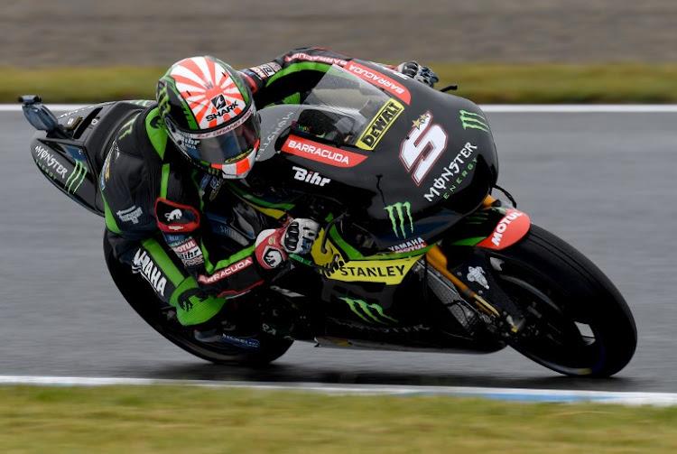 Zarco snatches shock Japan MotoGP pole, Marquez third
