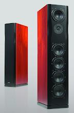 Photo: Krix Neuphonix floor-standing speaker