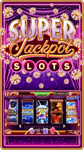 Super Jackpot Slots - Vegas Casino Slot Machines  screenshots 1