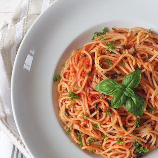 Spaghetti Without Meat Recipes