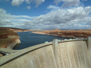 Photo: Barrage Powell sur le Colorado