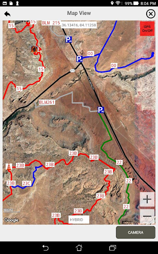 Moab ATV Jeep Trails screenshot 17