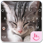 TouchPal Cats Keyboard Theme