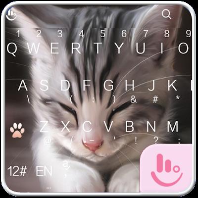 TouchPal Cats Keyboard Theme