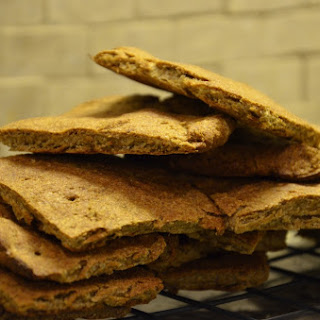 Gluten And Dairy Free Flat Bread.