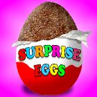 Huevos sorpresa y juegos icon