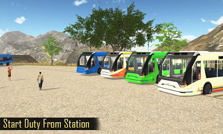 Off Road Tourist Bus Driving 1.2 screenshot 69625