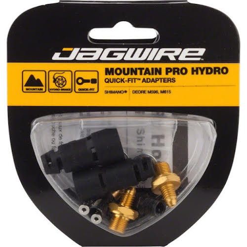 Jagwire Mountain Pro Quick-Fit Adapter for Shimano Deore M596 M615