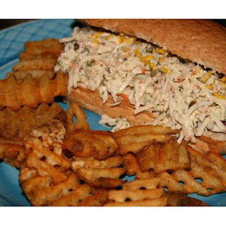 Crab Waffle