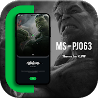 MS - PJ063 Theme for KLWP