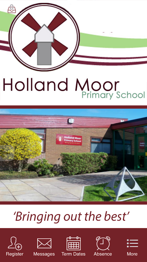 Holland Moor Primary- screenshot