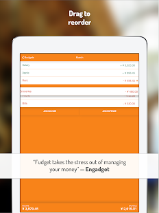 Budget Planner: Fudget- screenshot thumbnail