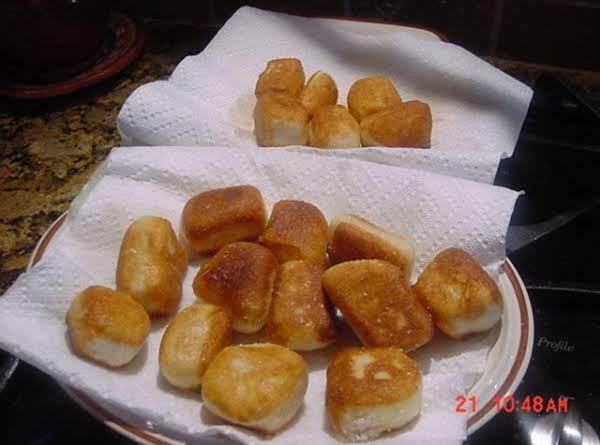 Baker's Squares Recipe