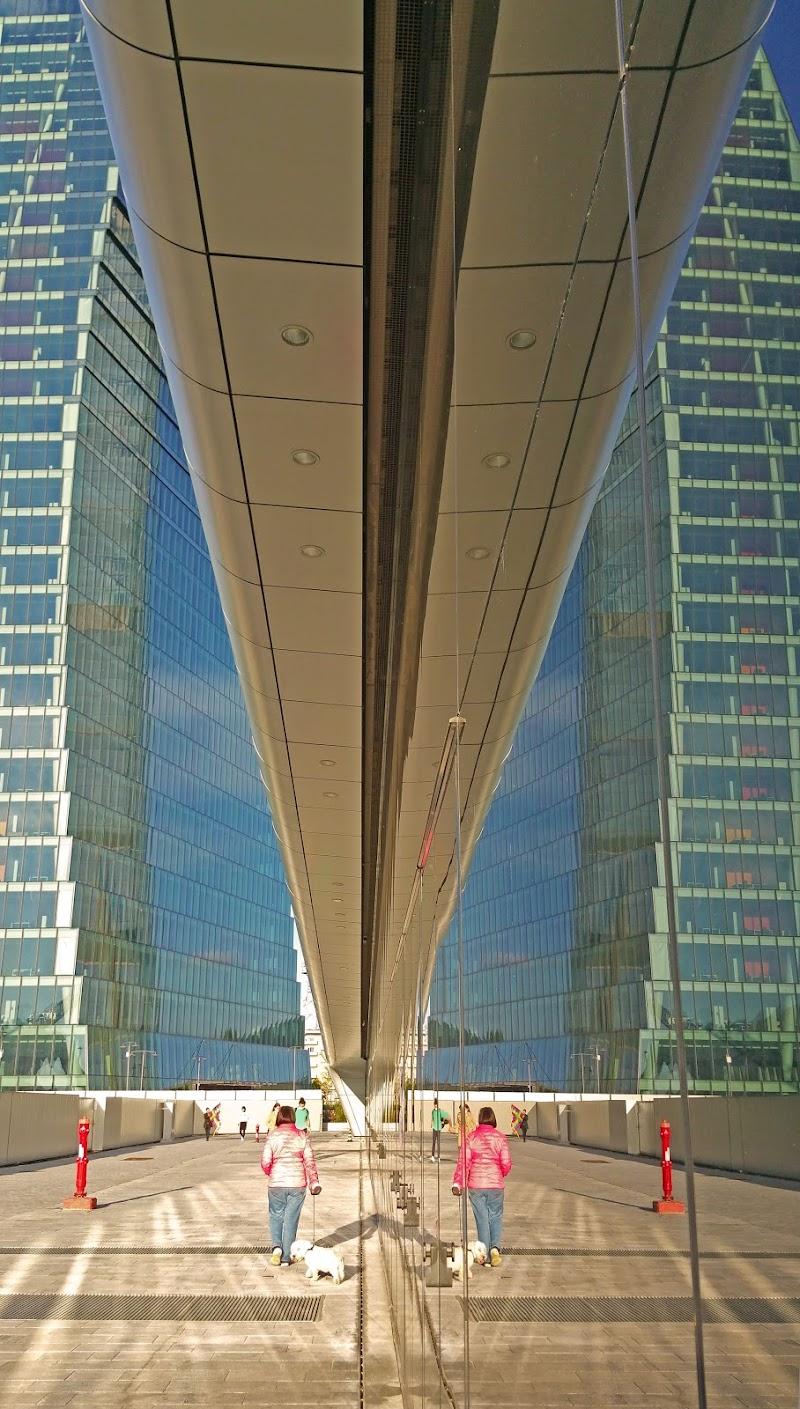 grattacielo allo specchio di G.Papagno