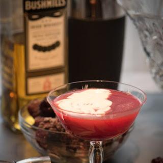 The Irish Blackberry Cocktail.
