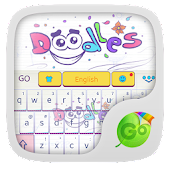 Doodles GO Keyboard Theme