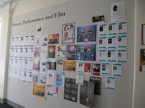 Photo: Information about drama, performance and film courses , St. John's Campus, University of Worcester