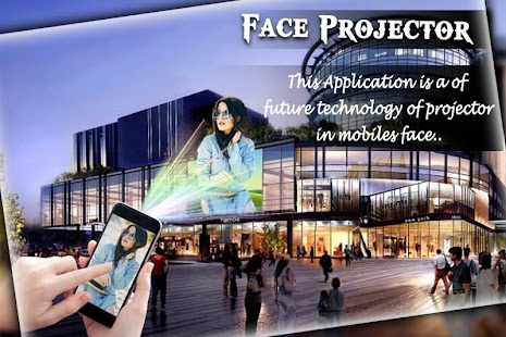 Face Projector: Photo Video Projector Simulator - náhled
