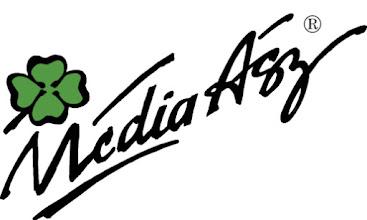 Photo: Média ÁSZ korai embléma
