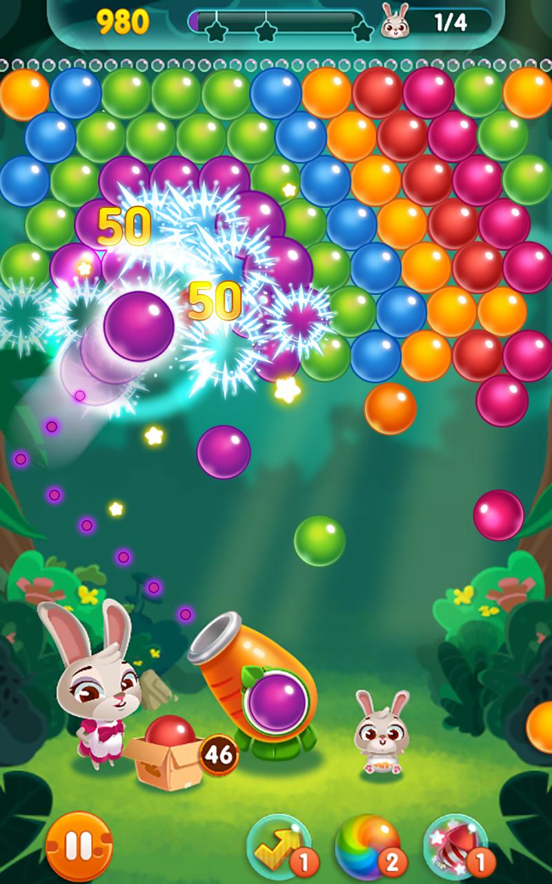 Bunny Pop Screenshot 0