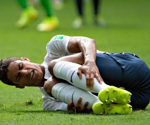 Real Madrid-verdediger niet in actie in de Champions League-finale én het EK