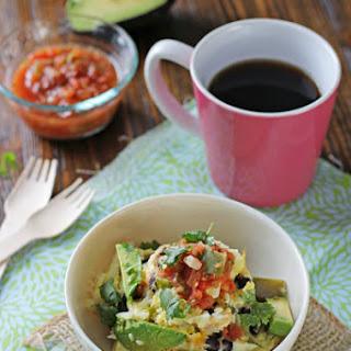 Crockpot Southwest Breakfast Casserole Recipe