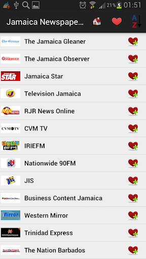 Jamaica Newspapers And News