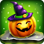 Witchdom - Candy Witch Match 3 Puzzle Icon