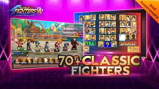 KOF'98 UM OL painmod.com screenshots 3