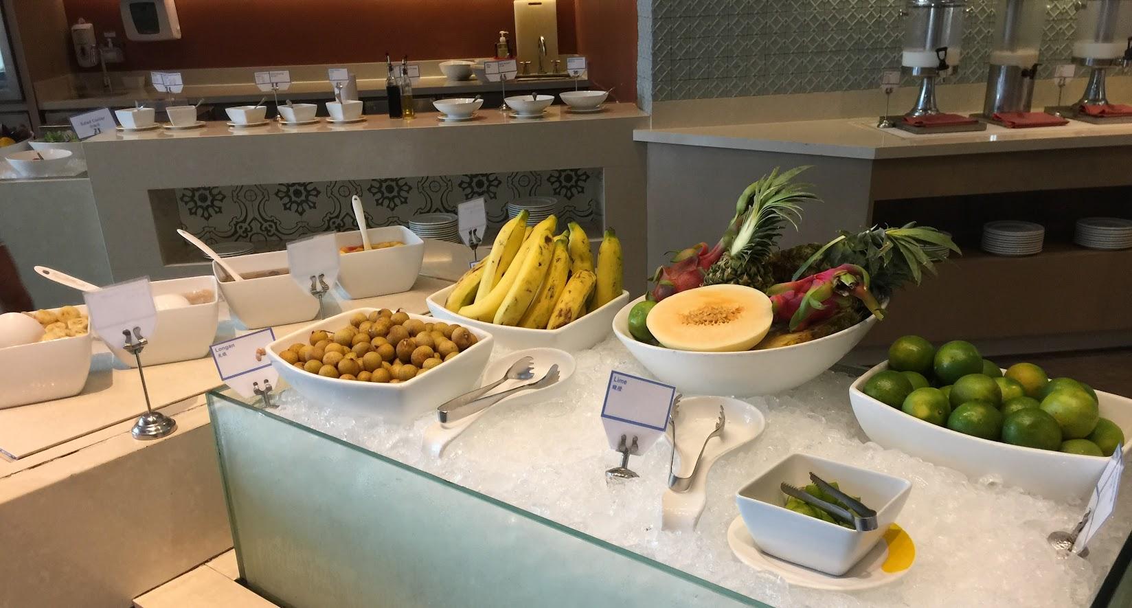 ホリデーインリゾートの朝食